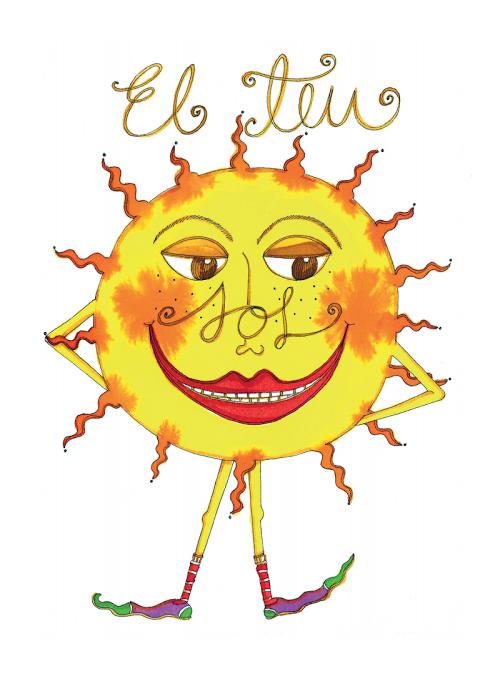 [DC 13/5, 17.30h] TALLER i PRESENTACIÓ del llibre «El teu Sol»