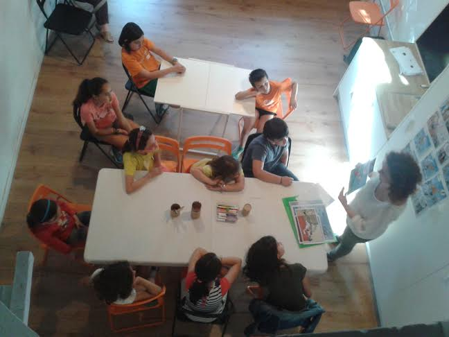 [DJ 28/5, 17.30h] Presentació i taller de còmic CAVALL FORT.