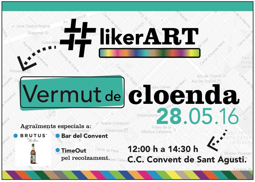 #likerART: Festival d'art de proximitat.