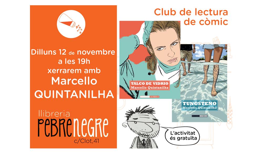 [DL 12/11/18, 19h] Club de còmic amb Marcello Quintanilha [28]