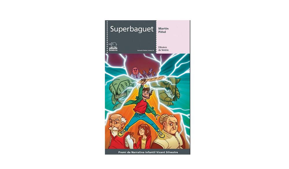 [DV 24/05/19, 18h] Superbaguet: taller de cuina saludable per a nens i nenes