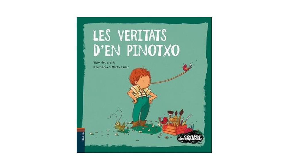 [DV 14/06/19, 18h] Presentació: Les veritats d'en Pinotxo